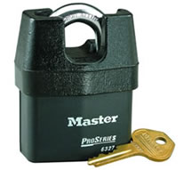 master-proseries-6327-padlock-with-shackle-sheild